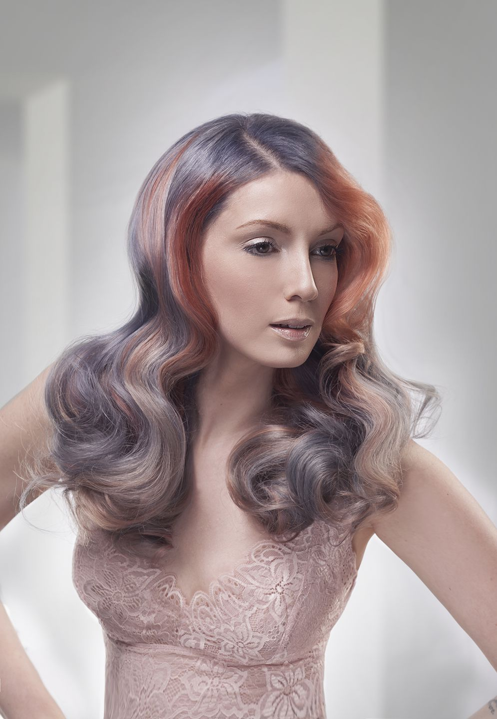 Wella TrendVision Finalist & Peoples Choice Award!