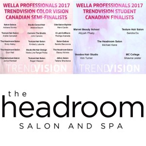 Wella Trendvision Announcement