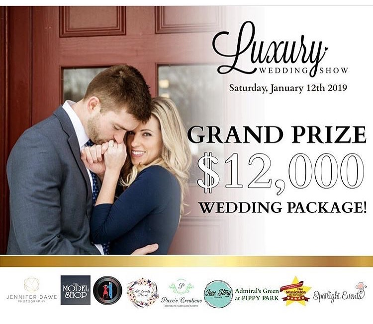 Luxury Wedding Show!