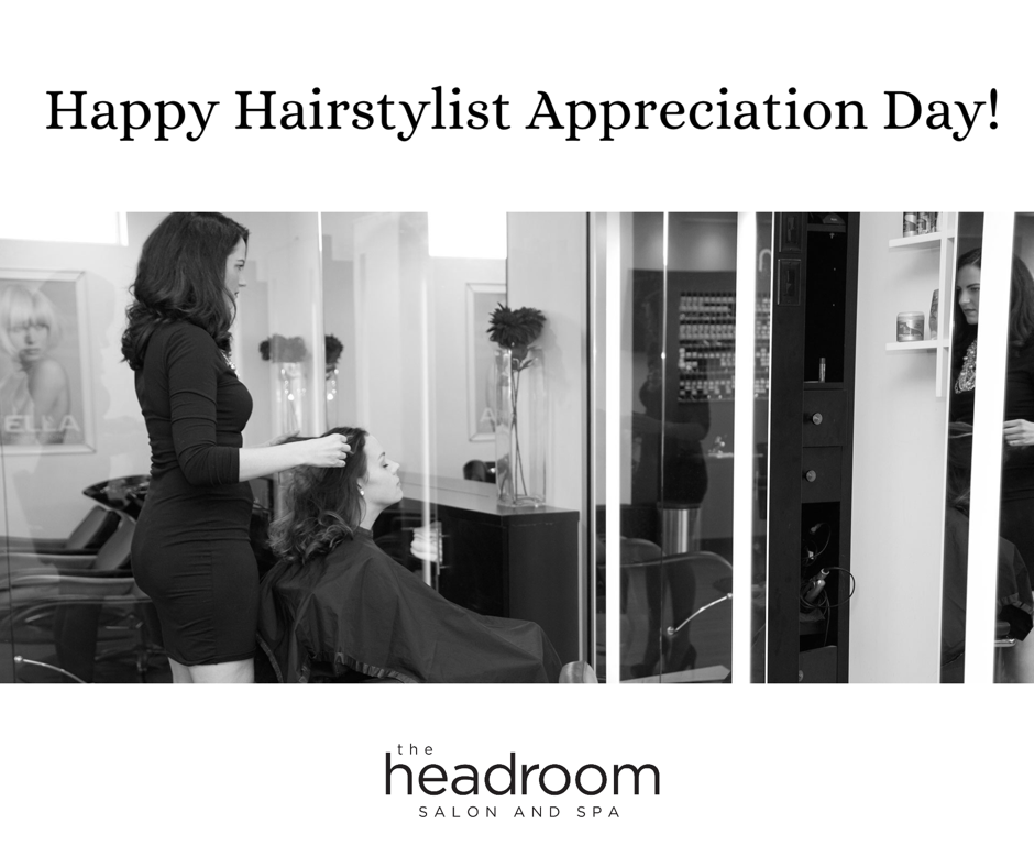 National Hairstylist Appreciation Day!