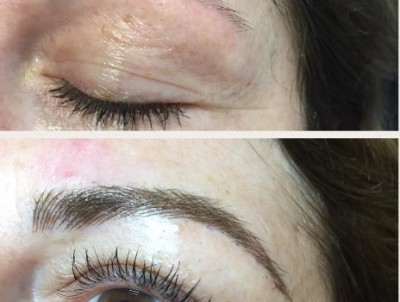 Before-and-After-Microblading